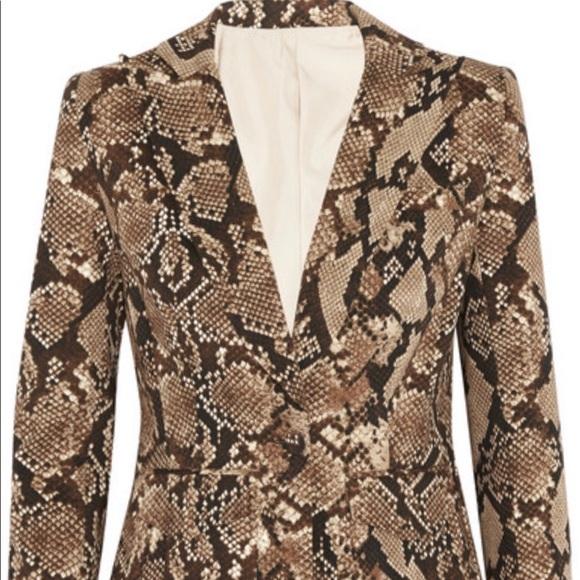 Altuzarra For Target Jackets & Blazers - Altuzarra For Target Leopard Print Blazer